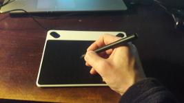 Tablette Graphique pour Roll20
